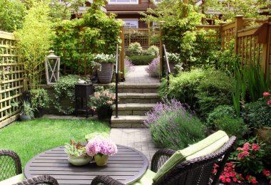 jardin unique