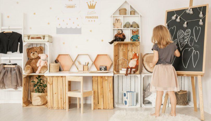 avantages d'un bureau enfant en bois
