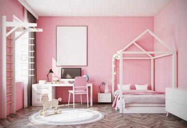 aménager une chambre enfant