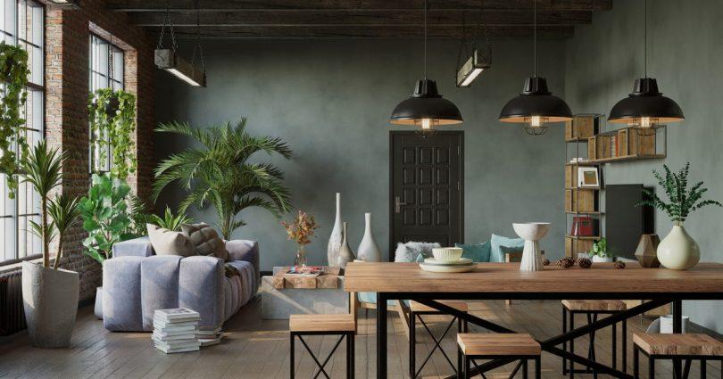 décoration style industriel