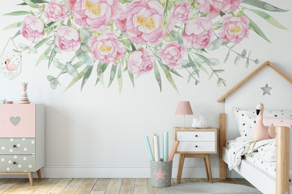 décoration murale chambre enfant