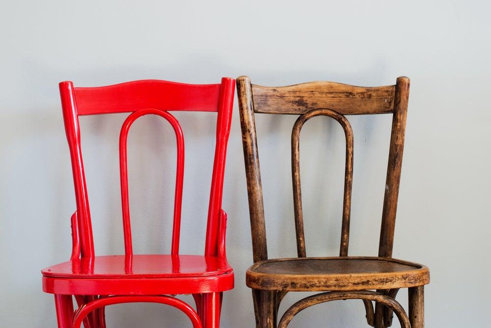 astuce pour redonner un coup de jeune aux meubles anciens