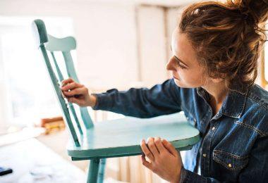 redonner un coup de jeune aux meubles anciens